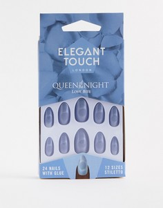 Накладные ногти Elegant Touch Queen of the Night - Love Bite-Мульти