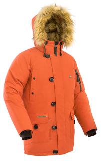 Пуховая куртка DIXON 1461-9111-048 ОРАНЖЕВЫЙ 48 Bask