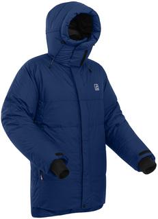 Пуховая куртка KHAN TENGRI V7 3324D-9309-050 СИНИЙ ТМН 50 Bask