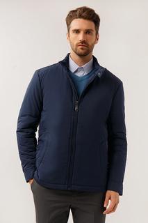 Куртка мужская Finn Flare A19-21033 синяя M