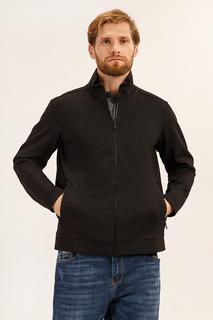 Куртка мужская Finn Flare A19-42017 черная XL