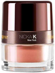 Румяна Nicka K New York Colorluxe Powder Blush NY064 Peach 5 г