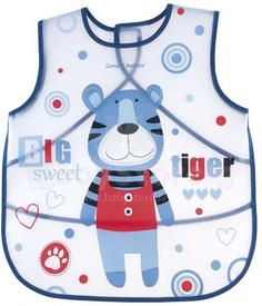 Фартук нагрудный водонепроницаемый Canpol Puppets арт. 9/236 цвет синий