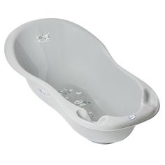 ТЕГА Ванночка 86см SOWA (СОВА) серый Tega Baby