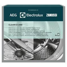 Чистящее средство Electrolux 3в1 Clean&Care 12 пакетиков по 50 г