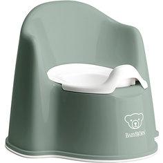 Кресло-горшок BabyBjorn Potty Chair зелёный
