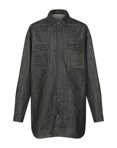 Джинсовая рубашка Drkshdw BY Rick Owens
