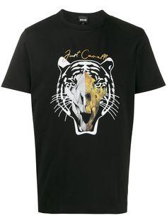 Just Cavalli футболка с принтом