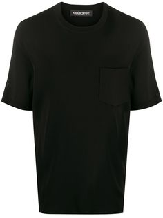 Neil Barrett футболка с короткими рукавами