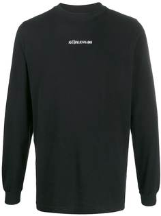 1017 ALYX 9SM футболка с длинными рукавами и надписью