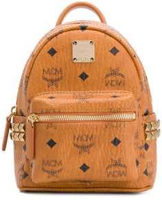 MCM рюкзак с принтом логотипа