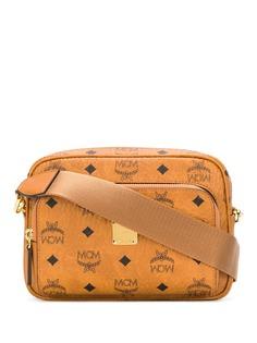 MCM сумка через плечо Klassik с логотипом