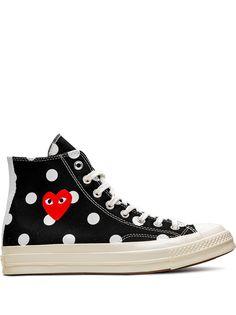Converse x Comme Des Garcons Chuck 70 HI sneakers
