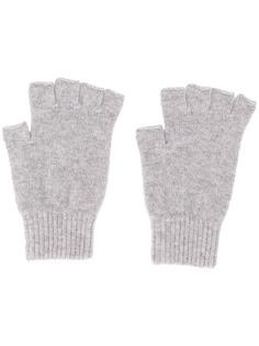 Pringle of Scotland трикотажные перчатки-митенки
