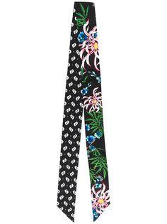 Kenzo floral hair scarf