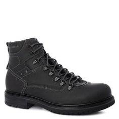 Ботинки NERO GIARDINI A901368U темно-серый