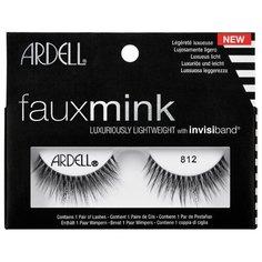 Ardell накладные ресницы Faux Mink 812 черный