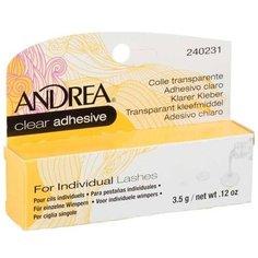 Andrea Клей для пучков ресниц Mod Perma Lash Adhesive 3.5 г прозрачный