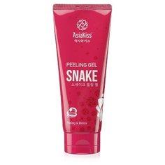 Asiakiss Пилинг гель Snake Peeling Gel со змеиным ядом 180 мл