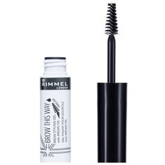 Rimmel гель для бровей Brow This Way 004 Clear