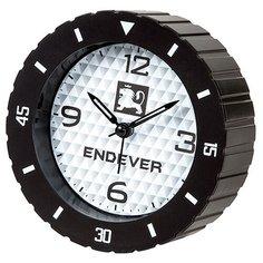 Часы настольные ENDEVER RealTime-91/92 черный / белый