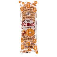 Печенье Дымка Кольцо с орехом сдобное, 225 г