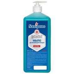 Мыло жидкое Sanipone Extra с ароматом Морской свежести, 1000 мл