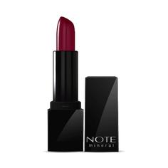 Note Помада для губ Mineral Lipstick, оттенок 06 Berry brown