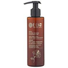 EO Laboratorie мусс нежный Деликатное очищение для нормальной и сухой кожи, 200 мл