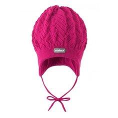 Шапка Reima размер 48, dark pink