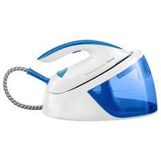 Парогенератор Philips GC6804/20 PerfectCare Compact Essential синий/белый