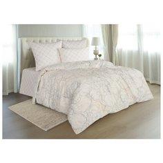 Постельное белье 2-спальное Guten Morgen Пионы (904) 70х70 см, поплин бежевый