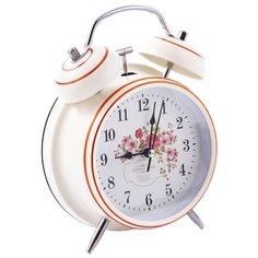 Часы настольные Русские подарки 60637 белый