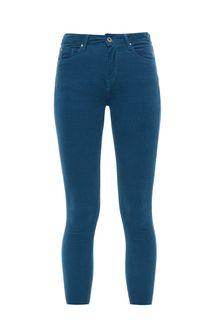 Зауженные вельветовые брюки Pepe Jeans