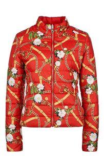 Легкая двусторонняя куртка на молнии Liu Jo