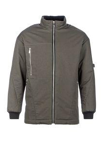 Куртка цвета хаки с карманами Nisher