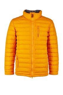 Желтая куртка с высоким воротом Запорожец Heritage