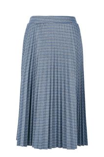 Трикотажная плиссированная юбка United Colors of Benetton