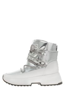 Утепленные зимние ботинки на объемной подошве Cassia Michael Michael Kors