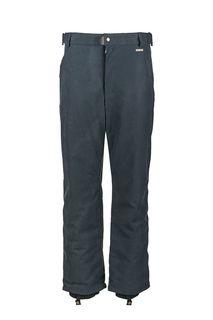 Синие утепленные брюки Bask