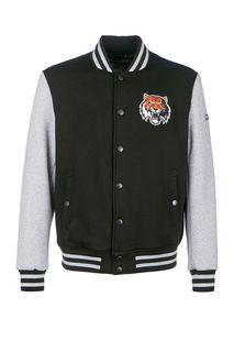 Куртка-бомбер с застежкой на кнопки Atributika & Club