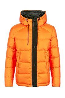 Короткая демисезонная куртка с капюшоном La Biali