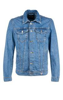 Джинсовая куртка с карманами Guess