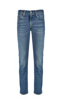 Зауженные джинсы синего цвета с карманами 511™ Slim Levis®