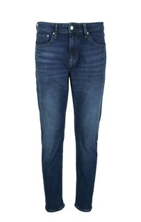 Зауженные синие джинсы CKJ 026 Calvin Klein Jeans