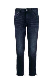 Синие зауженные джинсы Josh Tom Tailor