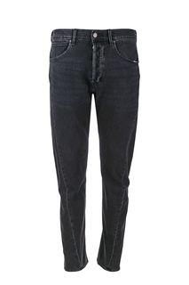 Зауженные джинсы с заломами 502™ Regular Taper Levis®