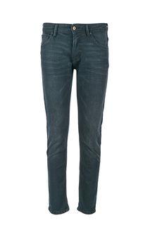 Серые зауженные джинсы Piers Tom Tailor Denim