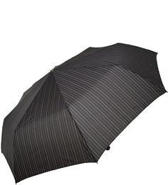 Складной зонт с пластиковой ручкой Doppler