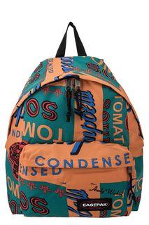 Текстильный рюкзак Andy Warhol x Eastpak